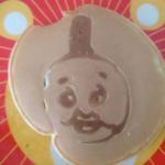 息子に「トーマスのパンケーキが食べたい」と言われ何とか作ったら