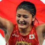 伊調馨さんが四連覇を達成したところで吉田沙保里の伝説を載せます