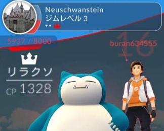 ドイツで勤務してる友人から、ついにノイシュヴァンシュタイン城のジムリーダーになったとの連絡が来て震えた