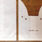 Bunny ear bagを作ろう