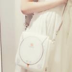 ほぼ実物大ドリキャスバッグは物販エリア(9-11ホール)のセガさん物販にありますよ〜。税込3500円。