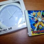 ダイソーの100円時計にCDハメるヤツ、さっそく真似してみた。スゲェスゲェ、どんなCDでもあっという間にオサレクロックに変身ですよ…!楽しい!!