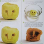 小さい頃こわかった りんご人形の作り方