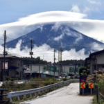 富士山がヤバい。