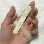 腱鞘炎の気配を察知したため鍼灸の先生に教わった応急処置を施して寝る(自分用メモ) 前回腱鞘炎やった時、睡眠時に無意識に握りしめるのが悪影響