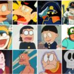 こうして見ると、肝付兼太さんの存在って日本のアニメ史そのものだったんだな(´・ω・`)