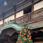愛媛にもクリスマスツリーがありました(^^)