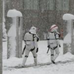 何か札幌駅前でストームトゥルーパーが歩いていた件