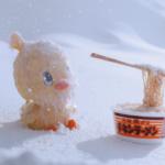 ピキーーーン(凍)