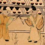今、月1回土曜日に名古屋栄の中日文化センターで、かわいい絵でたどる日本美術史という講座をやっているので、「どこかに、かわいい絵はないか」と探しまわる日々です。