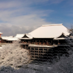清水寺。今まで見た中で一番綺麗ですね。