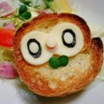 モクローバゲットサラダ