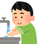 TVでノロウィルス対策として「40秒程度手を洗って下さい。それだけ長い時間なかなか洗えないので、ハッピーバースデイの歌を歌っている間洗い続けて」と言っていたんですが