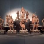 東京国立博物館よ、十二神将像をスーパー戦隊風に配置するのやめろし