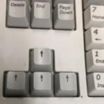 なんやこの上昇志向の強いキーボード