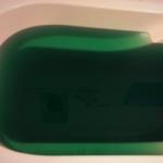 バスクリンを一箱丸ごと入れた風呂って、沼みたいな色になるんだなぁ みつを
