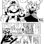 クッパ姫inスーパーマリオくん