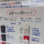 静岡大学浜松キャンパスの喫煙所に貼られた。